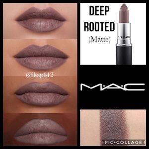 MAC Matte Lipstick- Deep Rooted (Discont.)